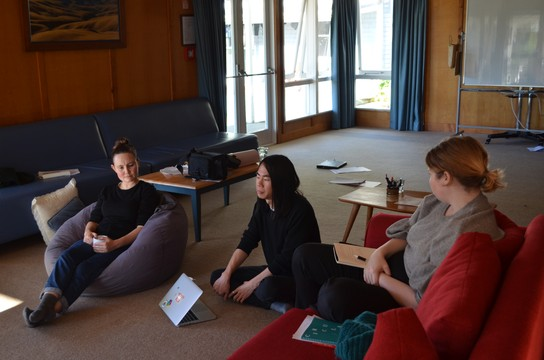 Extended Conversations Intensive 2: Form and Voice, Te Whanganui-a-Tara Wellington and Ōtaki, 2018.