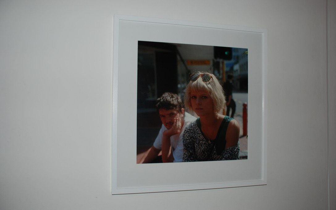 The Urban Workshop: Cuba St Portraits, 2009. Image courtsey of Maria Hegedus.