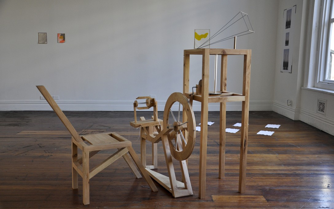 Mei Ling Cooper, Our Knowledge is Partial and Incomplete, 2011. Image courtesy of Lance Cash.
