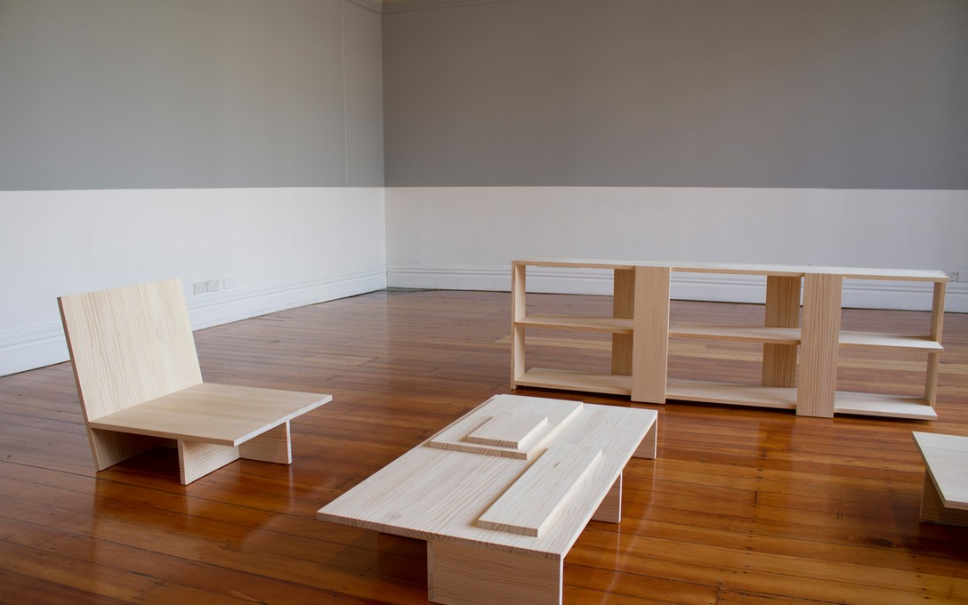 Simon Morris and Brenda Sullivan, Living Space, 2013. Image courtesy of Lance Cash.