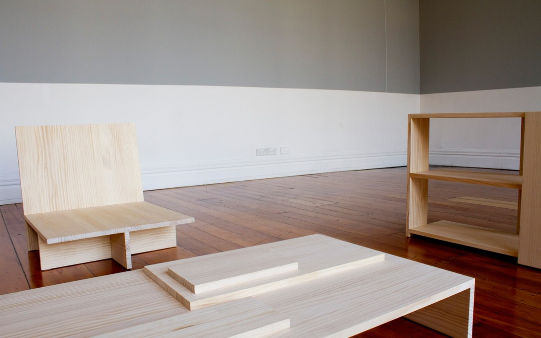 Simon Morris and Brenda Sullivan, Living Space, 2013. Image courtesy of Clare Callaghan.