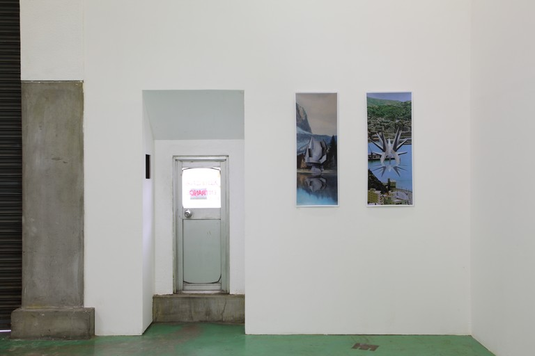 Kate Woods, Forgotten Monuments, 2011. XYZ Collective.