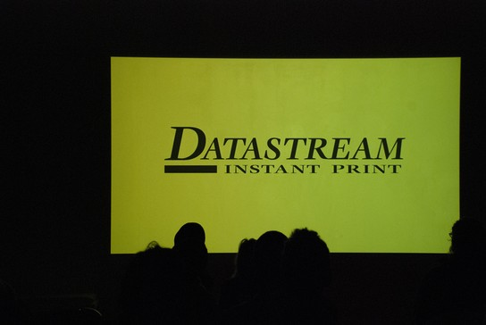 Screening: Datastream, a short film by Kathleen Winter. 11 May 2019.