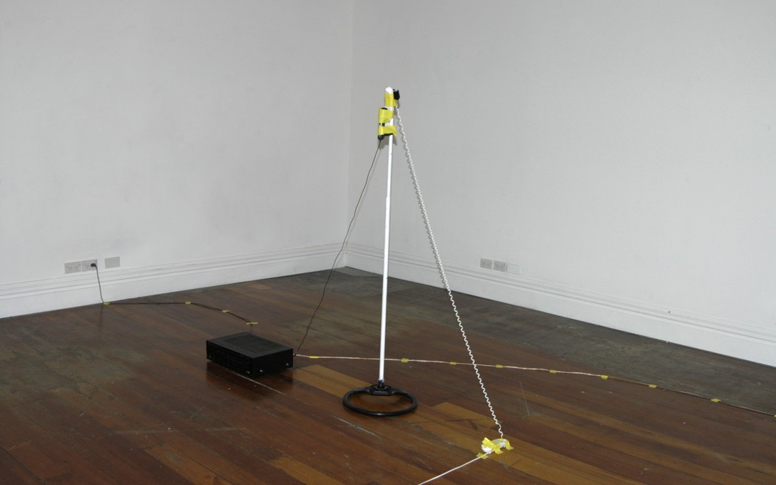 Kaleb Bennett, Enjoy Lasting Performance Series, 2006. Image courtesy of the artist.