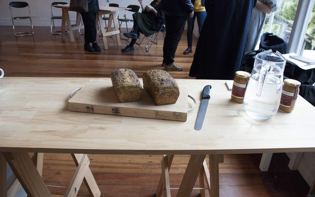 Zoe Thompson-Moore, The making of bread etc. #2, for Common Knowledge: an open conversation on libraries, learning and public space, 25 May 2019.