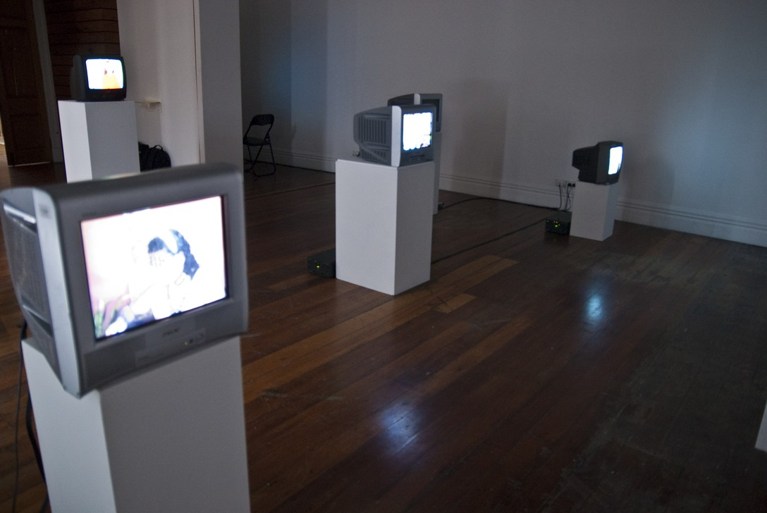 Darryl Walker, In Dialogue, 2009. Image courtsey of Bex Pearce.