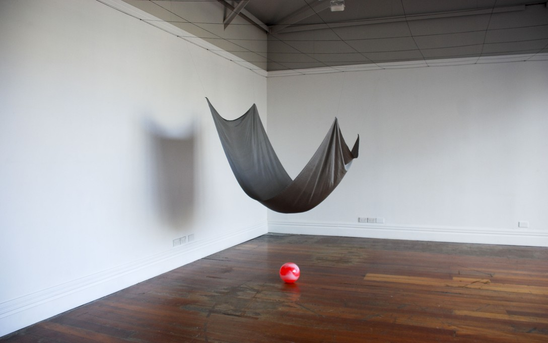 Holly Willson and Sarah Rose, Leading to Form, 2008. Image courtesy of the artists.
