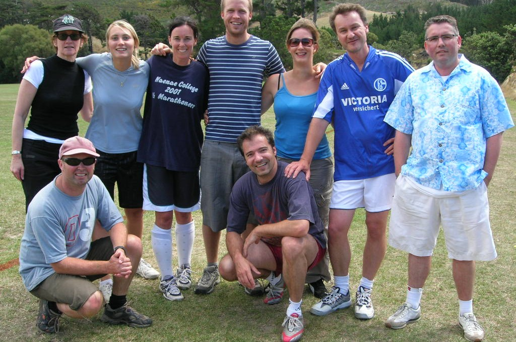 Arts Social Soccer Tournament